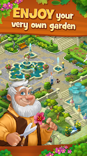 Gardenscapes- screenshot thumbnail