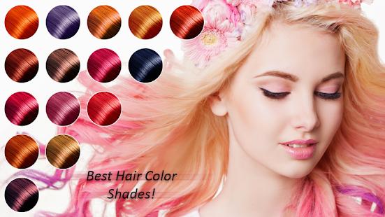 Barva vlasů Changer - náhled