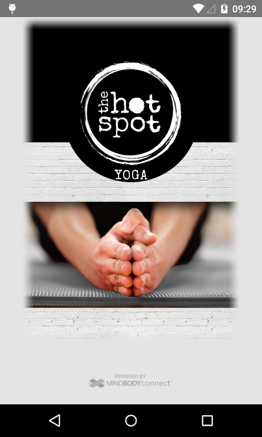 The Hot Spot Yoga- screenshot