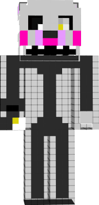 this is what the mangle looks like in minecraft