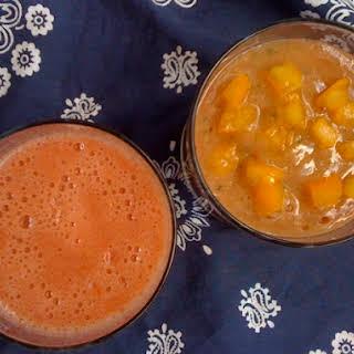 Fresh Tomato Juice.