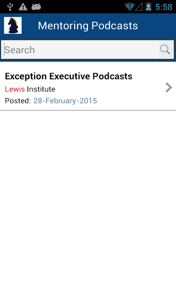 Exceptional Executive- screenshot