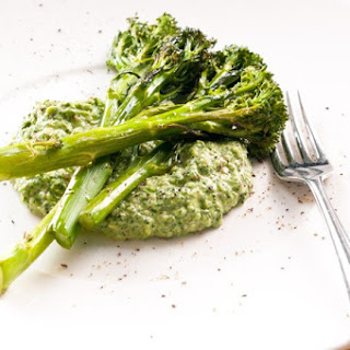 Roasted Tenderstem