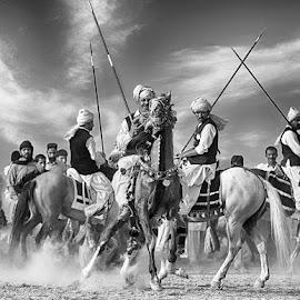 by Abdul Rehman - Black & White Street & Candid (  )