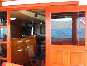 Photo: #018-Le salon intérieur et la salle à manger du Mermaid 1