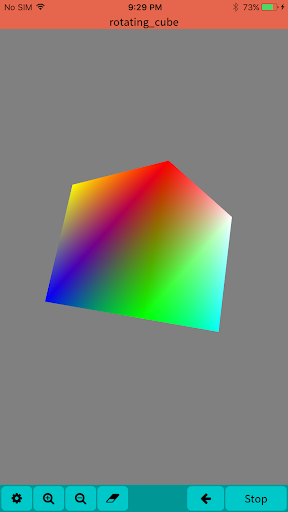 Mobile C ( C/C++ Compiler ) 2.4.2 screenshots 5