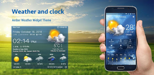 Weather updates&temperature report - Apps on Google Play