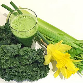 'Spring Countdown' Green Juice