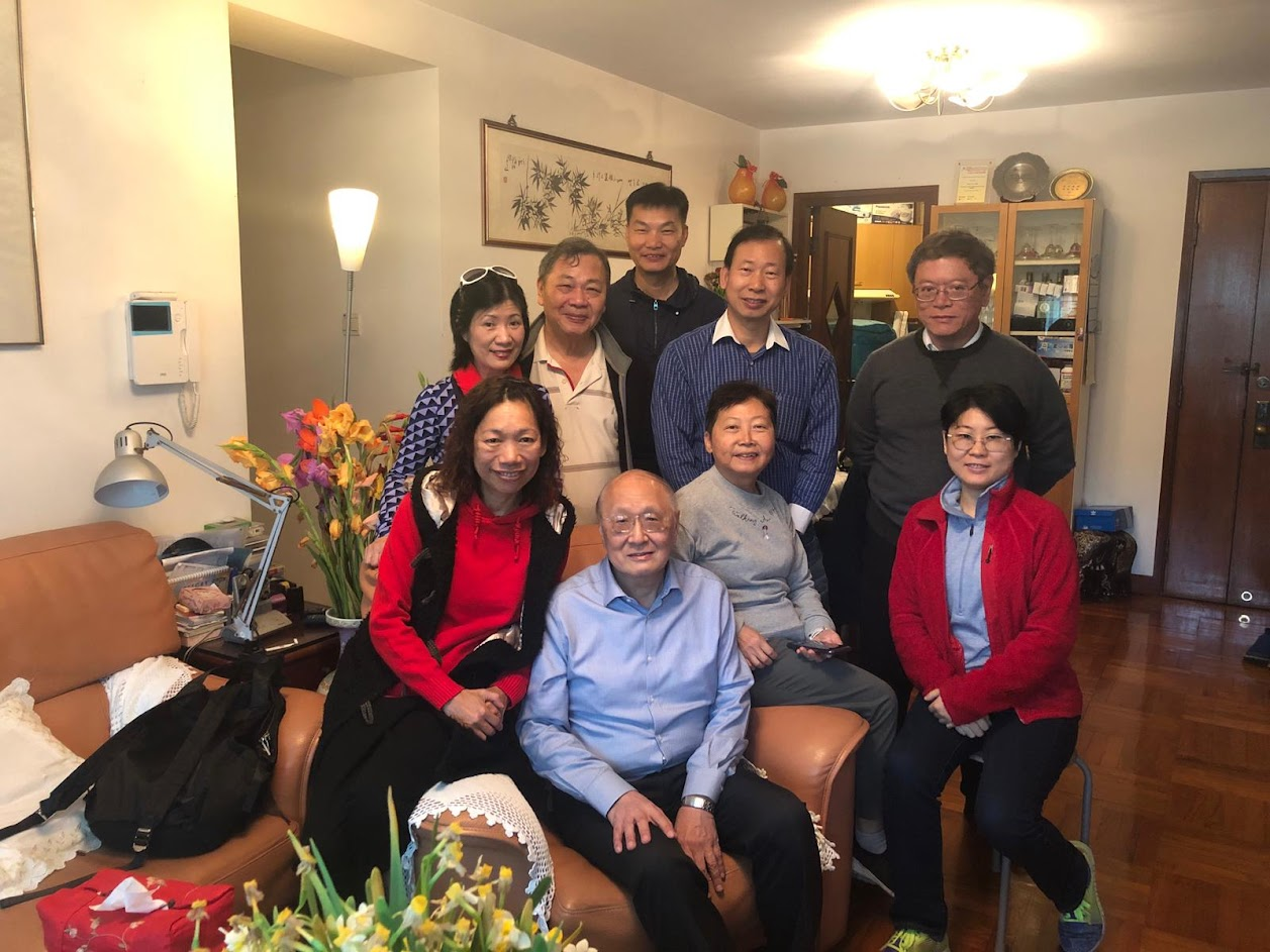 Professor TC. Lee - Chinese New Year Gathering 10-02-2019