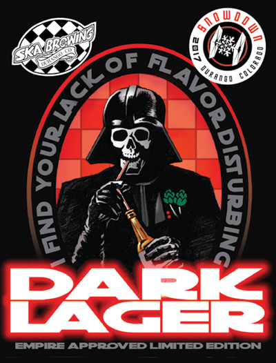 Logo of Ska Dark Lager
