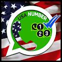 Obtenir USA Numéro 2017 Prank icon