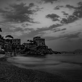 by Fabio Pelosi - Black & White Landscapes
