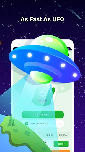 UFO VPN Basic screenshot 6