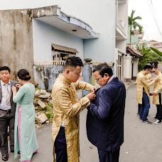 Wedding photographer Vĩnh Khoa (KhoaNgo). Photo of 07.12.2017