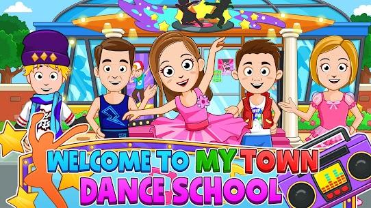 My Town : Dance School MOD (Unlocked) 1