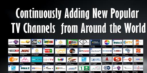 Giniko TV - Watch Free TV 1.4 screenshots 7