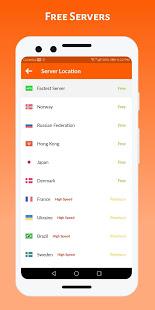 HOT VPN - Free VPN Proxy - High VPN speed for PC-Windows 7,8,10 and Mac apk screenshot 3