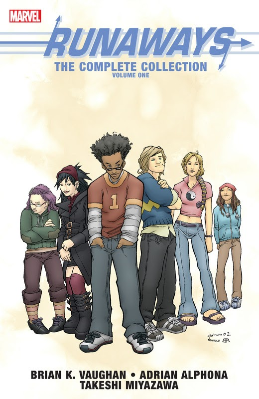 Runaways: The Complete Collection (2014) - complete