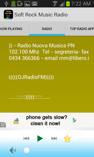 Soft Rock Music Radio