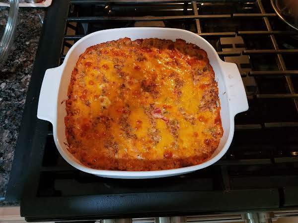 Sausage Cheese Dip With A Little Kick
