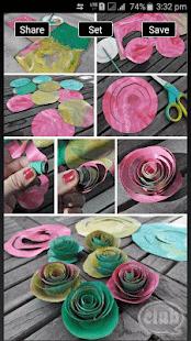 DIY Paper Craft - náhled