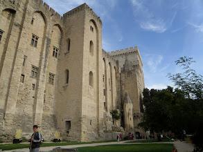Photo: 2. den - A opět po schodech nahoru! (Palais des Papes, Avignon)