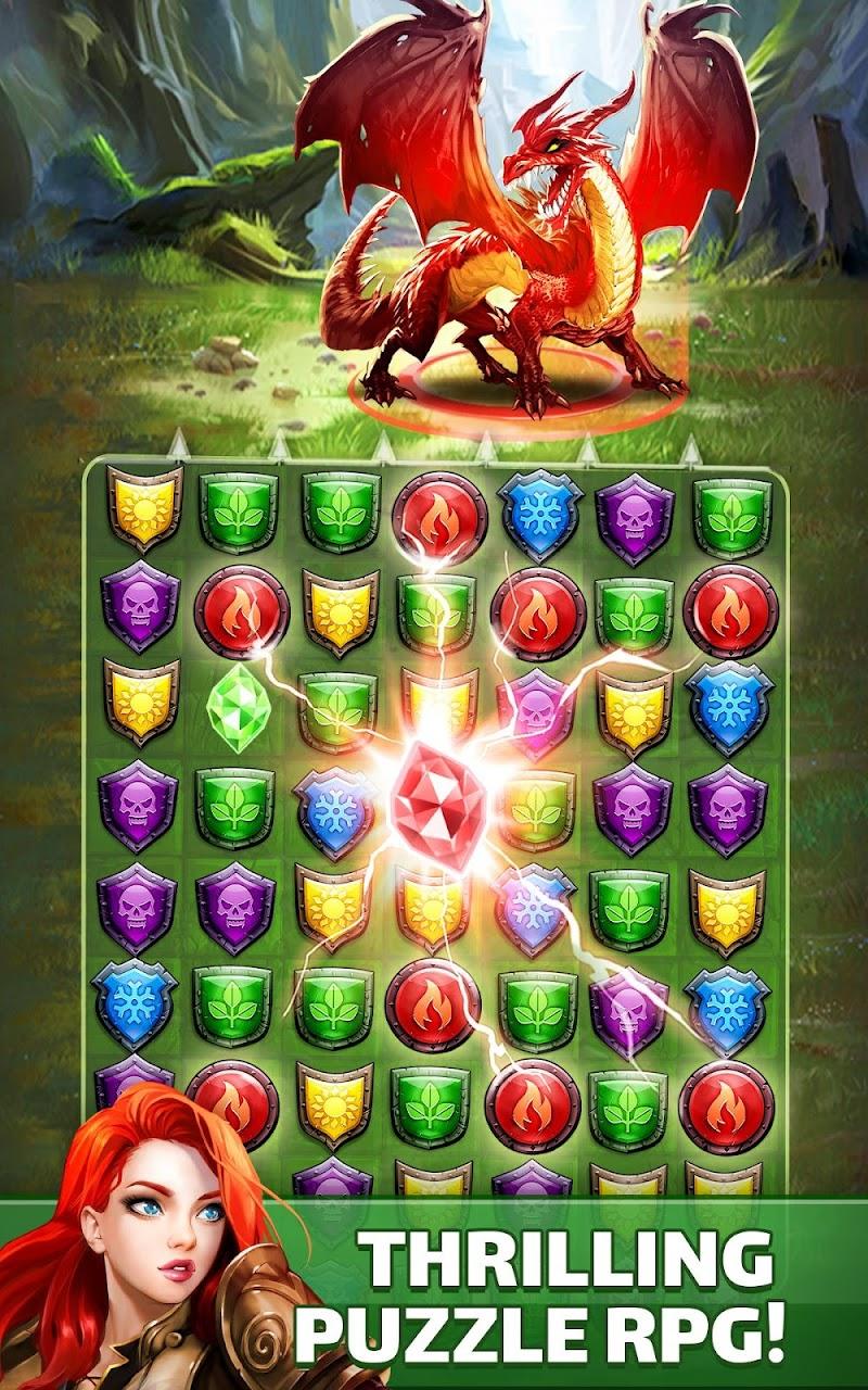 Empires & Puzzles: RPG Quest Screenshot 7