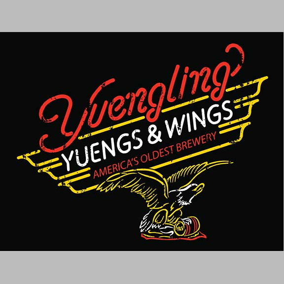 Logo for Monday Yuengs & Wings