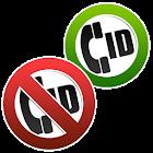 Bloqueo de ID de Llamadas icon