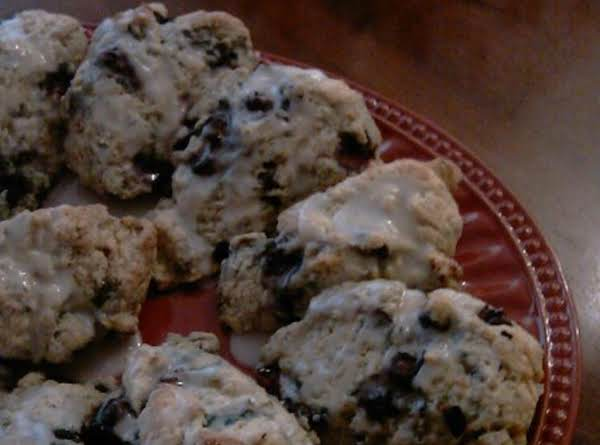 Blueberry Lemon Scones Recipe