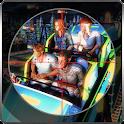 Roller Coaster Sniper icon