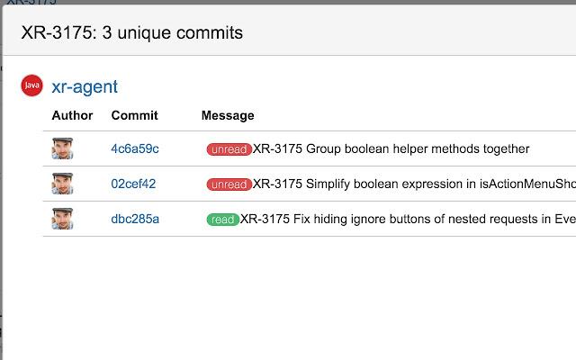 Bitbucket code review