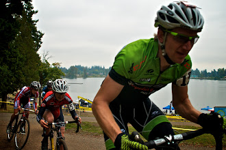 Photo: Another weekend of Suffer Faces in Seattle. This time at Silver Lake and watch Russie open a gap here on the climb, not look back, and leave those behind him to in Seattle and a pain cave. Today, he's en route to Colorado for a new job and races.