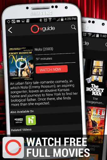 OVGuide - Free Movies & TV screenshot 1