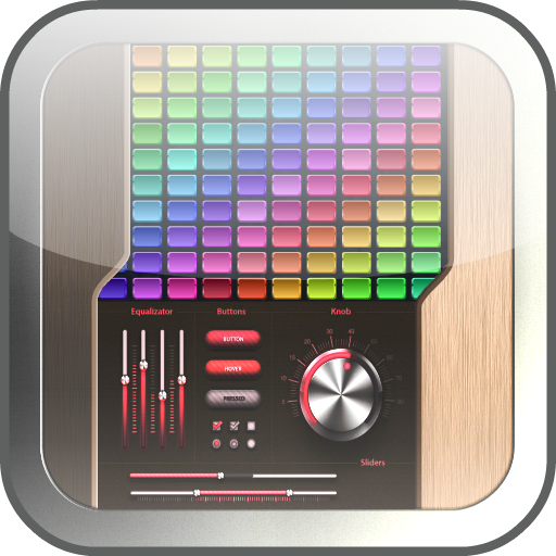 이퀄라이저 패드 音樂 App LOGO-硬是要APP