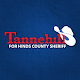 Les Tannehill Hinds Sheriff