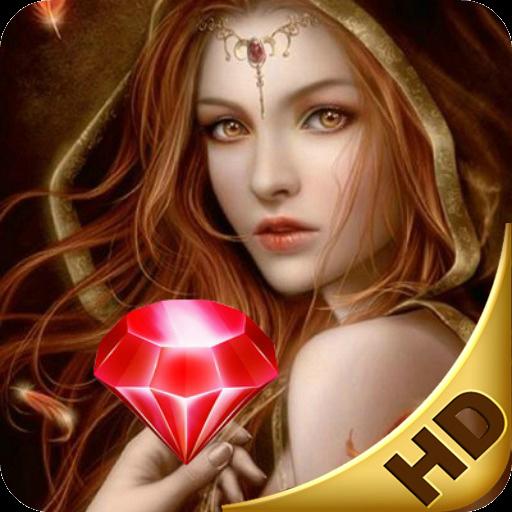 街机のジュエルクラッシュ:ダイヤモンド佐賀 LOGO-記事Game