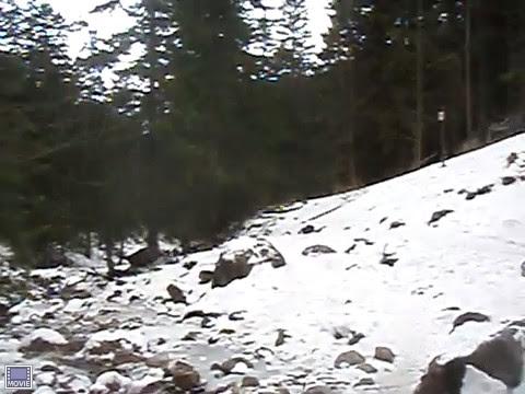 Video: Siklawa w Dolinie Strążyskiej