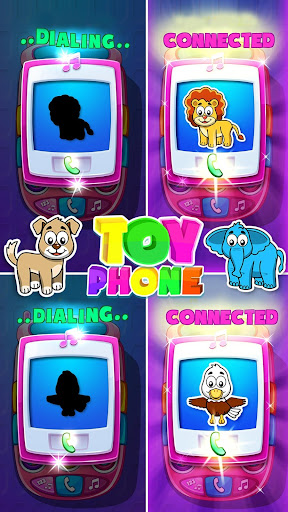 Toy phone: Sensory apps for Babies and Toddlers apkdebit screenshots 8
