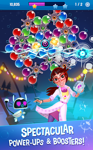 Bubble Genius - Popping Game! android2mod screenshots 8