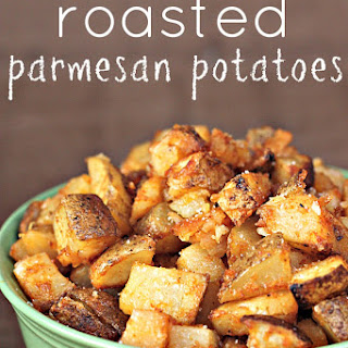 Roasted Parmesan Potatoes Recipe