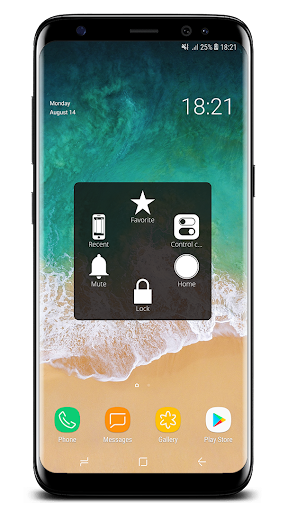 Assistive Touch iOS 13 2.3.6 Apk for Android 17