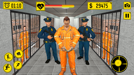 Grand Jail Break 2020 1.0.16 screenshots 14