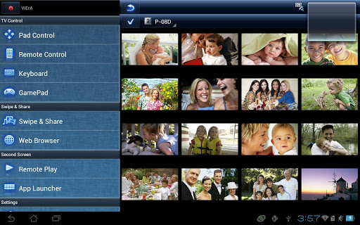 Panasonic TV Remote 2 screenshot 3