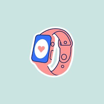 Fitness Watch - Instagram Highlight template