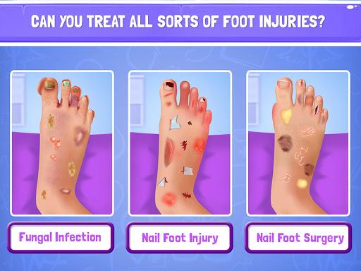 Nail Surgery Foot Doctor screenshot 2
