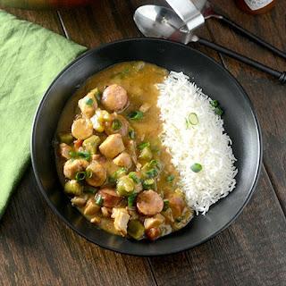 Emeril Chicken Gumbo Recipes.