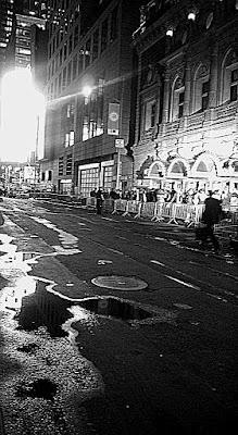 La città che non dorme mai di SARAG.