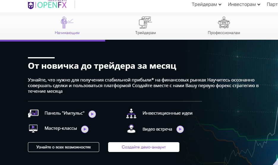 Open FX - брокер-жулик из Беларуси, Фото № 1 - 1-consult.net