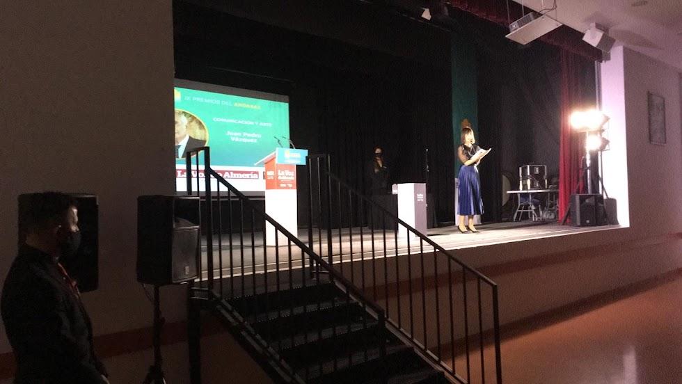 La periodista Marta Rodríguez ha sido la encargada de conducir la gala.
